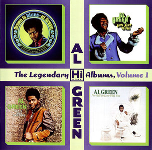 Al Green - The Legendary Hi Records Albums, Volume 1 (2006) 4 Albums On 2 CD [Re-Up]