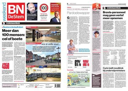 BN DeStem - Bergen op Zoom – 14 maart 2020