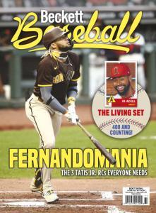 Beckett Baseball - May 2021