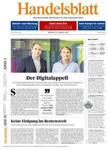 Handelsblatt - 27. August 2018
