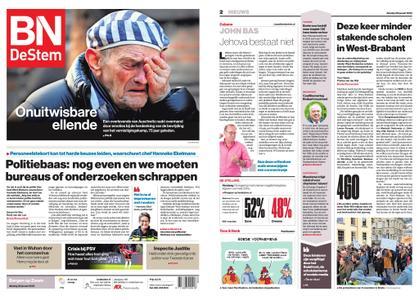 BN DeStem - Bergen op Zoom – 28 januari 2020