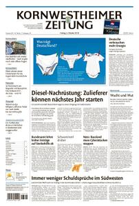 Kornwestheimer Zeitung - 05. Oktober 2018