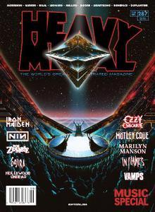 Heavy Metal-Heavy Metal No 287 2020 Hybrid Comic eBook