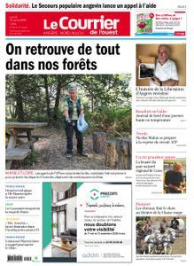 Le Courrier de l'Ouest Nord Anjou – 10 août 2020
