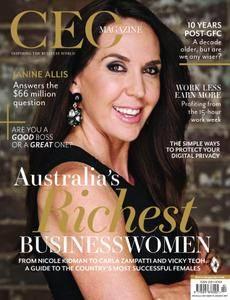 The CEO Magazine Australia & New Zealand - July 2017