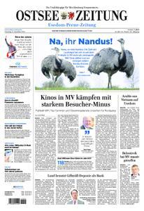 Ostsee Zeitung Wolgast - 11. Dezember 2018