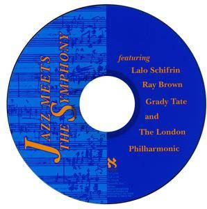 Lalo Schifrin - Jazz Meets the Symphony Collection (1999) {4CD Set with Bonus CD Aleph Records Aleph 012 rec 1992-1998}