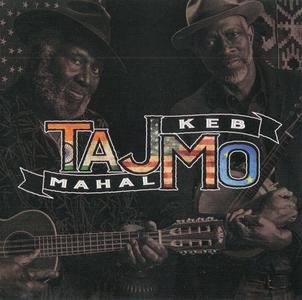 Taj Mahal & Keb' Mo' - TajMo (2017) {Concord Records CRE00431} (Complete Artwork - jewel case with booklet)