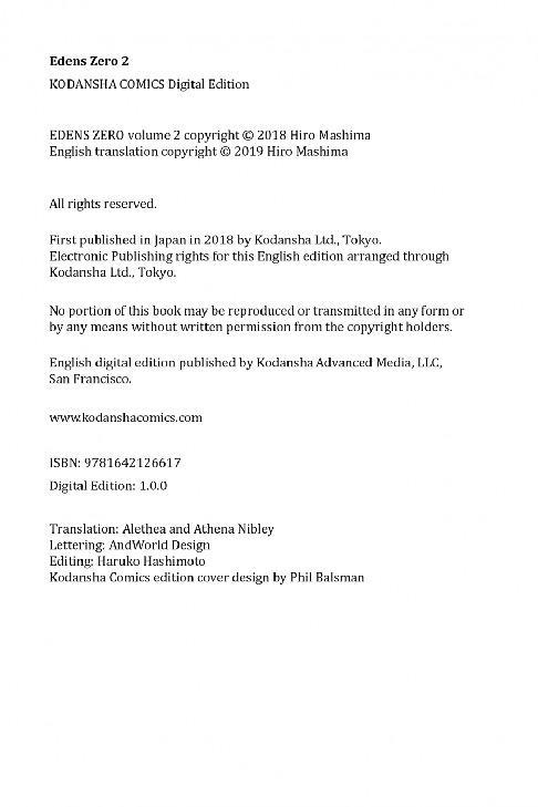 Kodansha-Edens Zero 2 2021 Hybrid Comic eBook