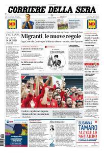 Corriere della Sera – 09 settembre 2019