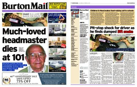 Burton Mail – October 06, 2018