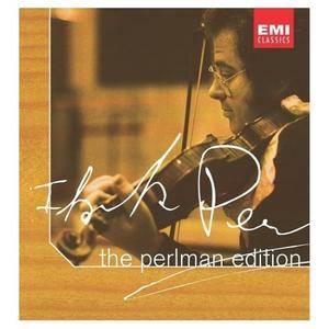 Itzhak Perlman - The Perlman Edition (2003) (15 CD Box Set)