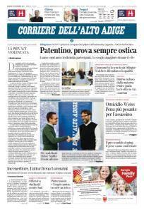 Corriere dell'Alto Adige - 10 Novembre 2017