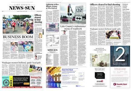 Lake County News-Sun – July 21, 2018