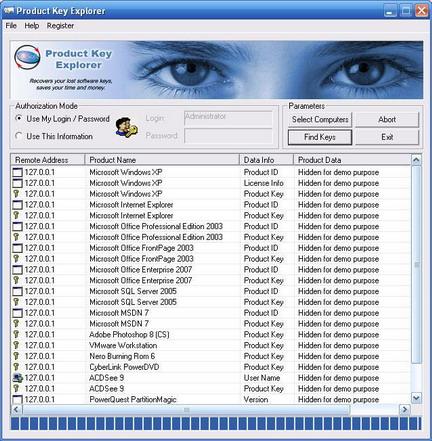 Nsasoft Product Key Explorer 2.7.8.0 Portable