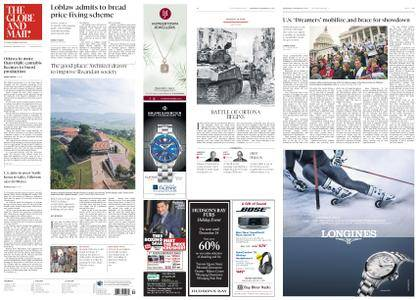 The Globe and Mail – December 20, 2017