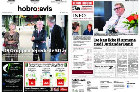 Hobro Avis – 10. september 2019