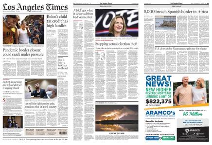 Los Angeles Times – May 19, 2021