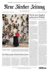 Neue Zürcher Zeitung - 22 Juli 2021