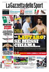 La Gazzetta dello Sport Sicilia – 01 maggio 2020