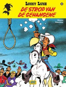 """Strip - """"Lucky Luke - 52 - De Strop Van De Gehangene cbr"""