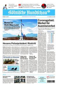 Kölnische Rundschau Wipperfürth/Lindlar – 15. Juli 2020