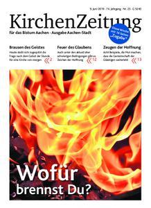KirchenZeitung für das Bistum Aachen – 09. Juni 2019