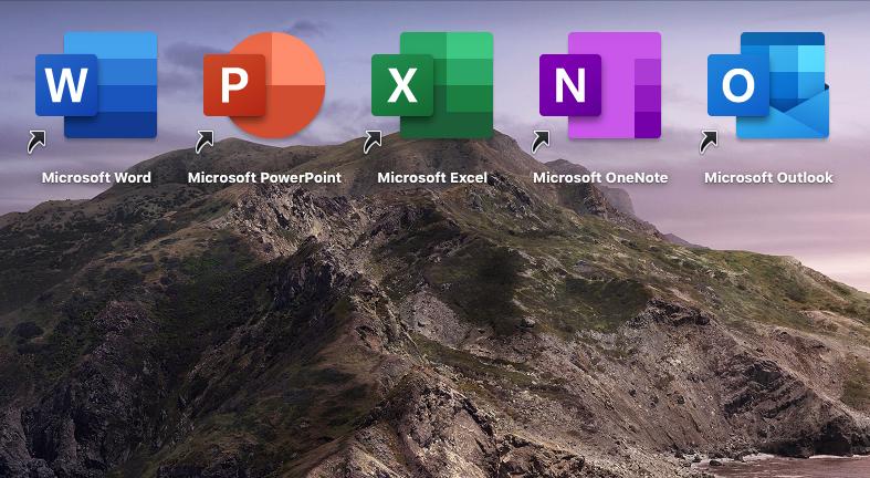 Microsoft Office 2019 for Mac v16.29 VL Multilingual