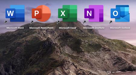 Microsoft Office 2019 for Mac v16.30 VL Multilingual