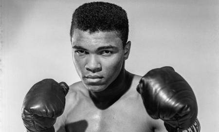Frank Skinner on Muhammad Ali (2017)