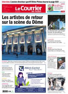 Le Courrier de l'Ouest Saumur – 16 septembre 2020