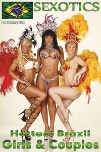 Brazil Sexotics Adult Photo Magazine - April 2020