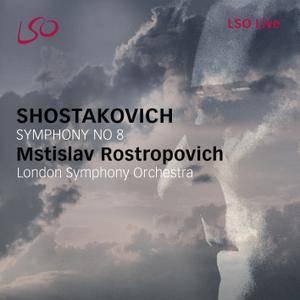 London Symphony Orchestra & Mstislav Rostropovich - Shostakovich: Symphony No. 8 (2005/2018) [Official Digital Download 24/96]