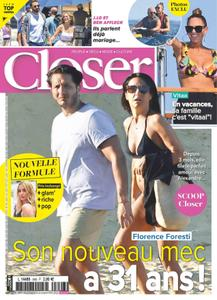 Closer France - 27 août 2021
