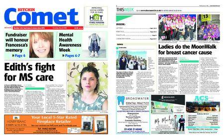 The Comet Hitchin – May 17, 2018
