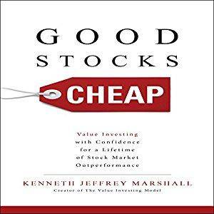 Good Stocks Cheap: Value Investing with Confidence for a Lifetime of Stock Market Outperformance (Audiobook)