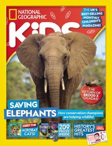 National Geographic Kids UK – July 2021