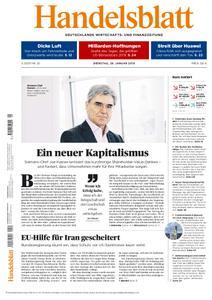 Handelsblatt - 29. Januar 2019