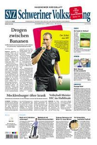 Schweriner Volkszeitung Hagenower Kreisblatt - 04. April 2019