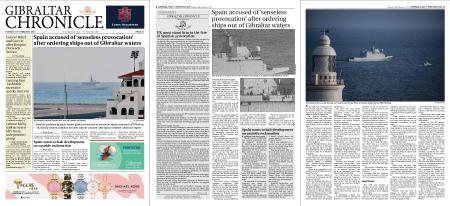 Gibraltar Chronicle – 19 February 2019
