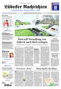 Lübecker Nachrichten Ostholstein Süd - 14. März 2019