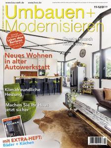 Umbauen und Modernisieren – Oktober 2019