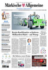 Märkische Allgemeine – 23. Oktober 2019