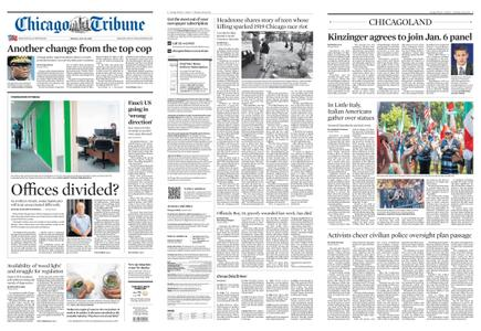Chicago Tribune – July 26, 2021