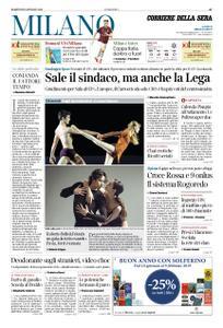 Corriere della Sera Milano – 29 gennaio 2019