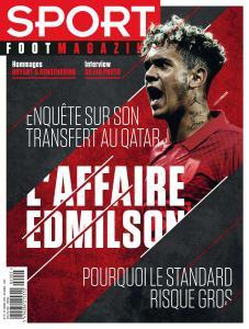 Sport Foot Magazine - 29 Janvier 2020