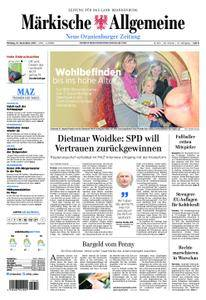Neue Oranienburger Zeitung - 13. November 2017