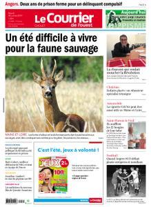 Le Courrier de l'Ouest Cholet – 30 juillet 2019