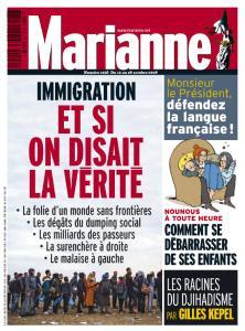 Marianne - 12 Octobre 2018
