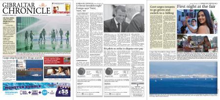 Gibraltar Chronicle – 24 August 2019